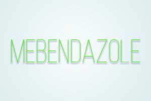 صورة,تصميم, ميبندازول, Mebendazole