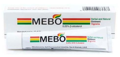 صورة, عبوة, مرهم ميبو, Mebo Ointment