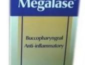 صورة , عبوة , دواء , أقراص , مضاد للإلتهاب , ميجاليز , Megalase