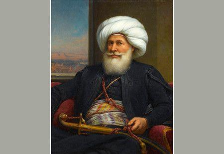 مقال عن محمد علي باشا Mehmet Ali Pasha