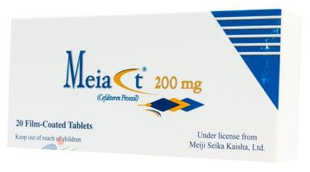 صورة, عبوة, مياكت, Meiact,حبوب,دواء