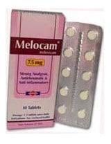 صورة , عبوة , دواء , أقراص , ميلوكام , Melocam