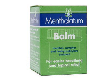 صورة , عبوة , دواء , بلسم منثولاتم , Mentholatum Balm