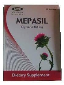 صورة,دواء,علاج, عبوة , ميباسيل , Mepasil