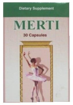 صورة , عبوة , دواء , إنقاص الوزن , ميرتى , Merti