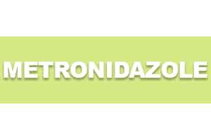صورة,تصميم, ميترونيدازول , Metronidazole