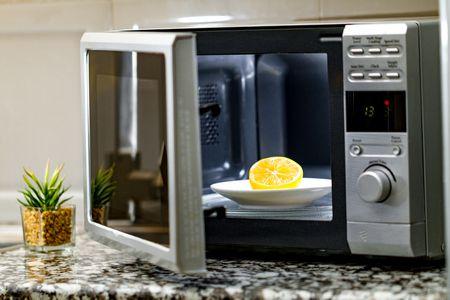 هل الميكروويف مضر , Microwave , صورة