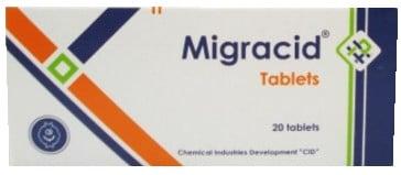 صورة, عبوة, ميجراسيد, Migracid