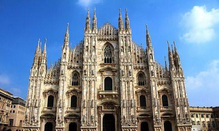 مدينة ميلانو ، Milano ، إيطاليا ، صورة