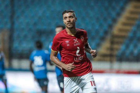 هدَّاف النادي الأهلي, محمد شريف