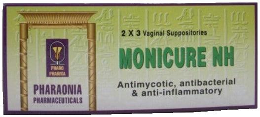 صورة,دواء, عبوة, مونيكيور إن إتش, Monicure NH