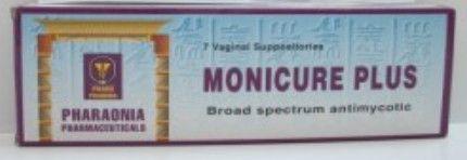 صورة, عبوة , مونيكيور بلس , Monicure Plus