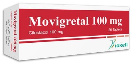 صورة,دواء, عبوة ,موفيجريتال, Movigretal