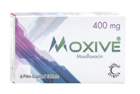 صورة , عبوة , دواء , مضاد حيوي , موكسيف , Moxive