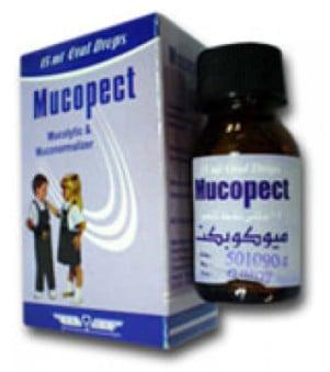 صورة,دواء,علاج, عبوة, ميوكوبكت , Mucopect