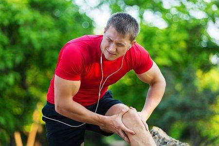 صورة , مشكلة الشد العضلي , ممارسة الرياضة