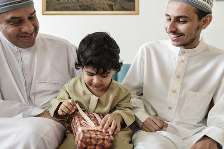 صورة , مسلمون , بر الوالدين