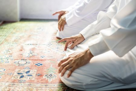 Muslim ، مسلم ، صورة ، الصلاة