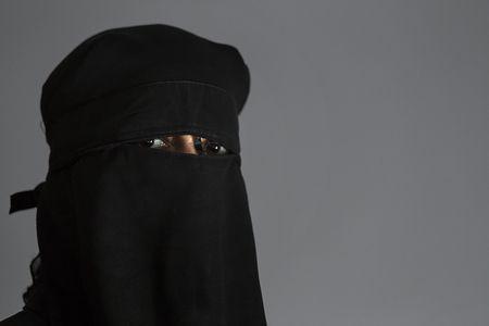 صورة , إمرأة مسلمة , الأرملة