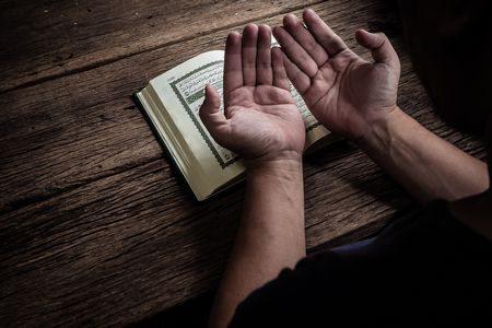 صورة , مسلم , الدعاء , الصلاة , الكبائر