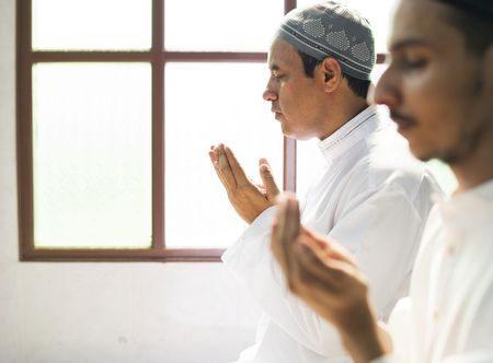 صورة , المسلمين , الدعاء , شهر الخير , شهر رمضان