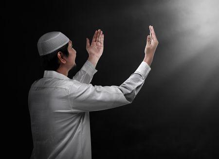 صورة , مسلم , الدعاء , ليلة القدر