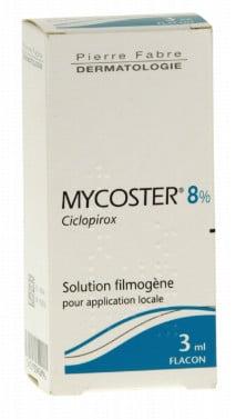 صورة , عبوة , ورنيش , لعلاج التلوث الفطري , ميكوستر , Mycoster