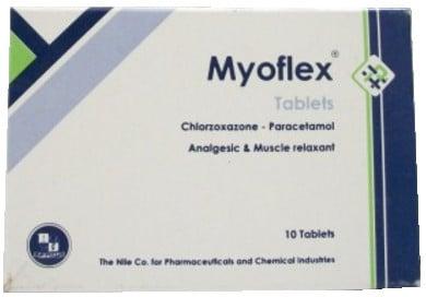 صورة, عبوة, ميوفلكس ,Myoflex