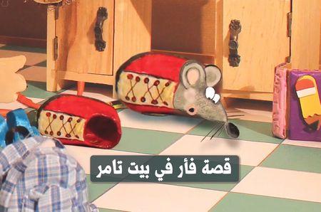 فأر في بيت تامر