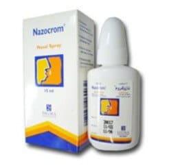صورة,دواء,علاج, عبوة, نازوكروم , Nazocrom