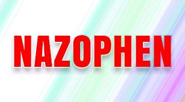 صورة,تصميم, نازوفين, Nazophen