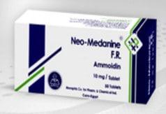 صورة , عبوة , دواء , نيو ميدانين أف آر , Neomedanine F.R