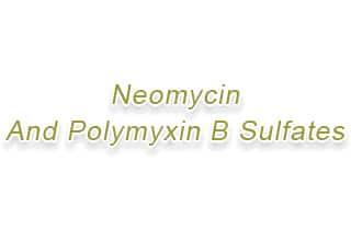 نيومايسين,Neomycin