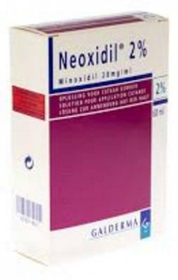 صورة, عبوة ,نيوكسيديل, Neoxidil