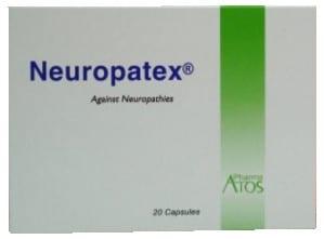 صورة, عبوة,نيوروباتكس, Neuropatex