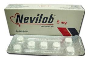 صورة , عبوة , دواء , أقراص , نيفيلوب , Nevilob