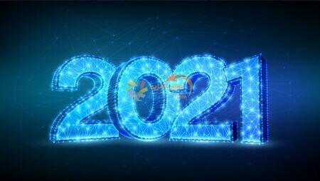 صورة زرقاء لسنة 2021