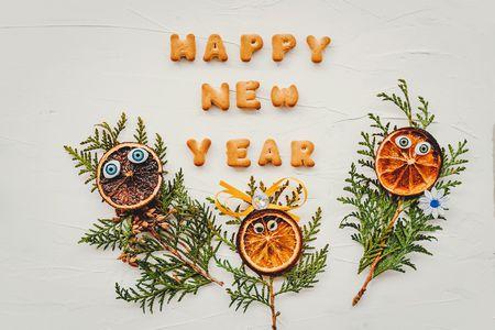 دعاء السنة الجديدة، أدعية للأهل، العام الجديد