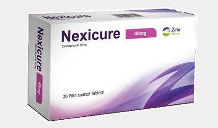 دواء نيكسيكيور , صورة Nexicure