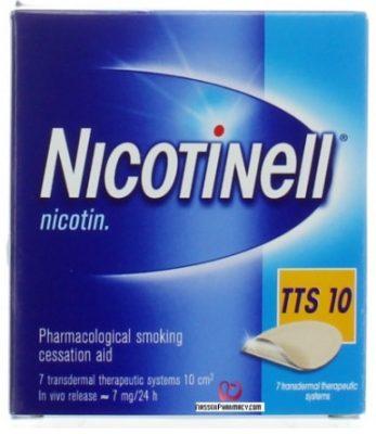 صورة,التدخين, عبوة, نيكوتينل, Nicotinell