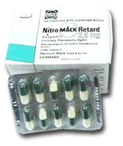 صورة, دواء, علاج, عبوة, نيتروماك ريتارد , Nitro Mak Retard