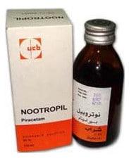 صورة , عبوة , دواء , شراب , نوتروبيل , Nootropil