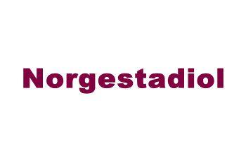 صورة , دواء , تصميم , صورة / تصميم نورجيستاديول , Norgestadiol