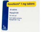 صورة, عبوة, نوفونورم, أقراص, Novonorm ,Tablet