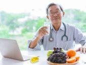 التغذية لكبار السن