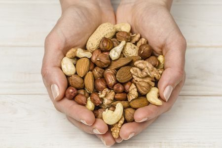 صورة , المكسرات , Nuts