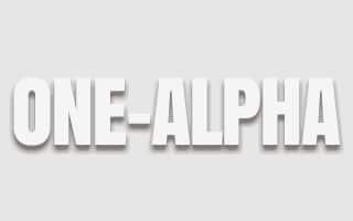 صورة , تصميم , وان الفا ليو , One-Alpha LEO