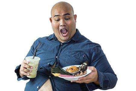 صورة , السمنة , شراهة تناول الطعام