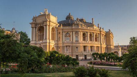 صورة , دار اوبرا اوديسا , أوكرانيا