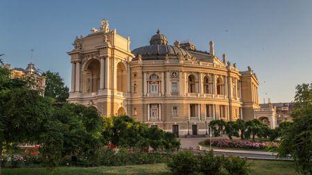 صورة , دار اوبرا أوديسا , أوكرانيا